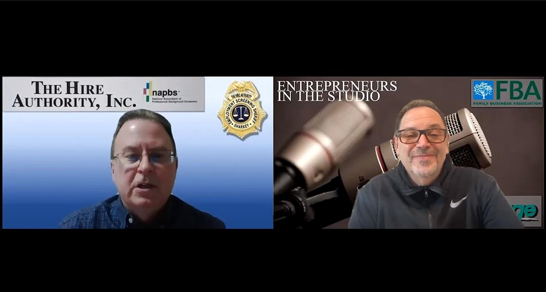 """""""Industries That Have The Most Common Need For Job Screening"""" w/ Phil Sharkey of The Hire Authority"""