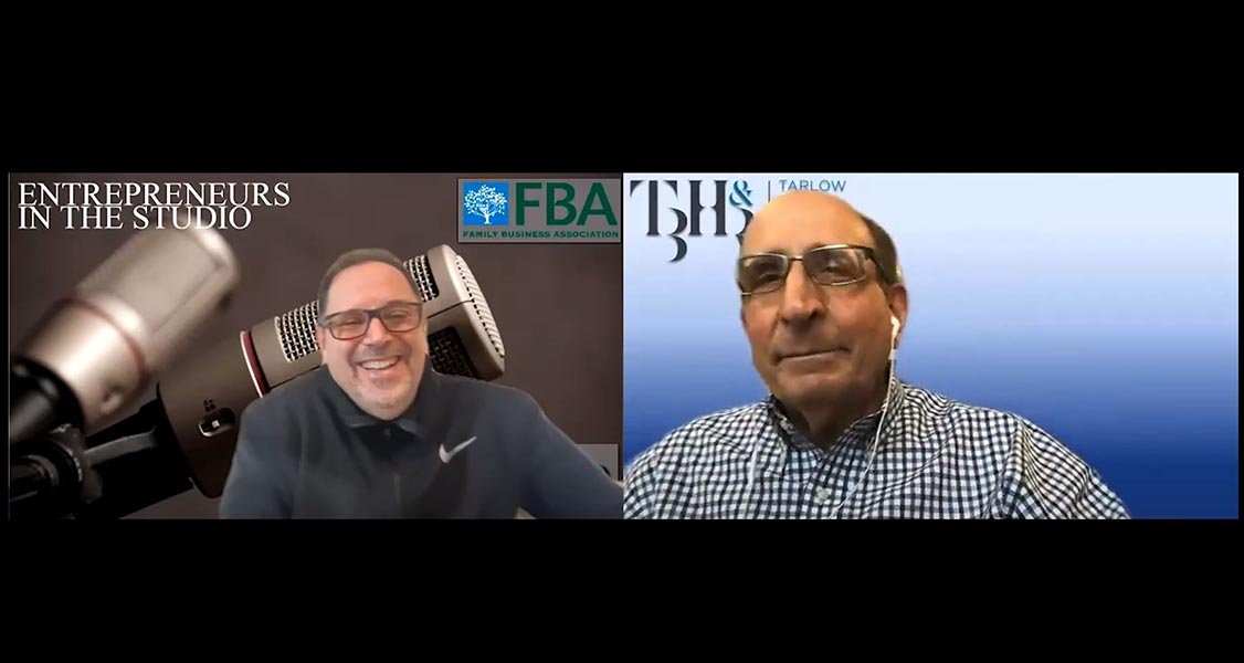 """""""How Business Is Continuing To Change"""" with Mark Furman of Tarlow Breed Hart & Rodgers"""