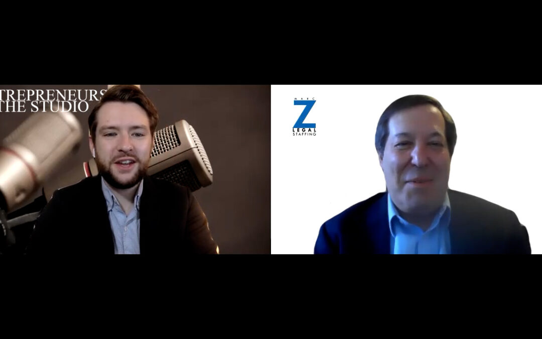 """""""Discussing The Massachusetts Mask Mandate Ending"""" with Marc Zwetchkenbaum of Marc Z Legal Staffing"""