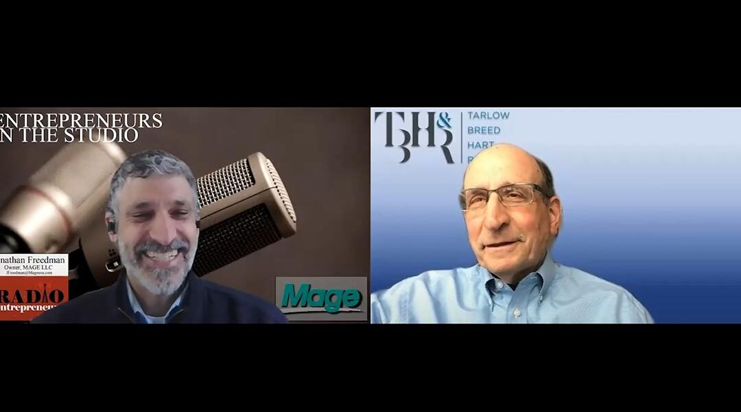"""""""How To Take Stock Of Your Risk During Reopening"""" with Mark Furman of Tarlow Breed Hart & Rodgers"""