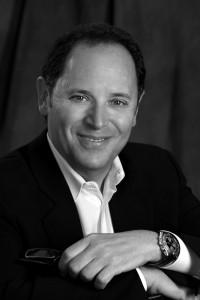 Black & White profile photo of Jeffrey Davis