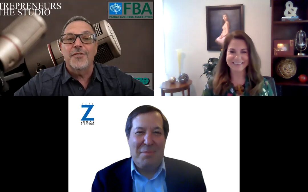 """""""Five Critical Factors Businesses Need To Consider Post COVID"""" w/ Beth Cuzzone of Goulston & Storrs"""