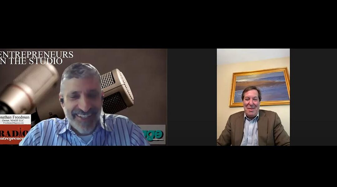 """""""What Employers & Employees Are Looking For In A Workplace Setup"""" w/ Marc Z of Marc Z Legal Staffing"""