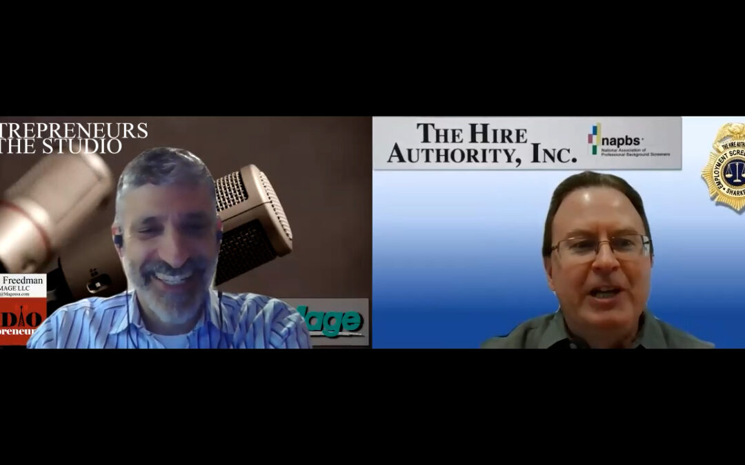 """""""How Employers Can Utilize A Drug Test When Hiring"""" with Phil Sharkey of The Hire Authority"""