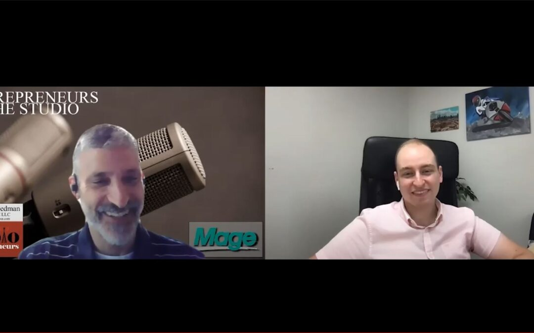 """""""Chemical Coatings To Protect Fabrics From Liquid Damage & Much More!"""" w/ David Zamarin of Detrapel"""