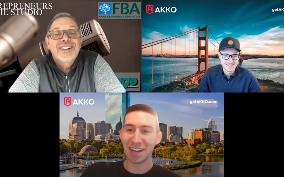 """""""Subscription Based Warranties For All Your Electronics"""" w/ Eric Schneider & Jared Brier of AKKO"""