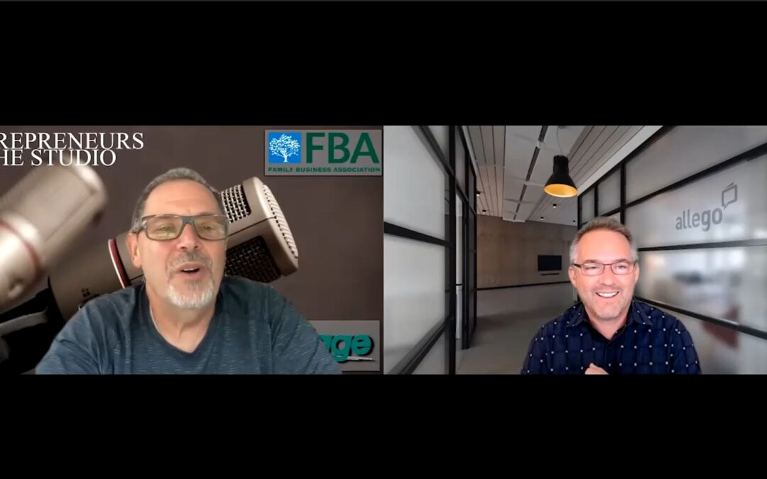 """""""Giving Sales Teams Training, Tech, Content, & More To Help Them Succeed"""" w/ Mark Magnacca of Allego"""