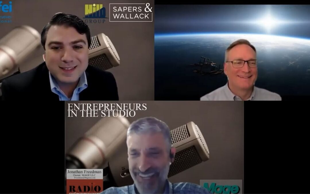 """""""The Future Of The Aerospace Industry & The Finances Behind It"""" with Jeff Morris of JGM Consultancy"""