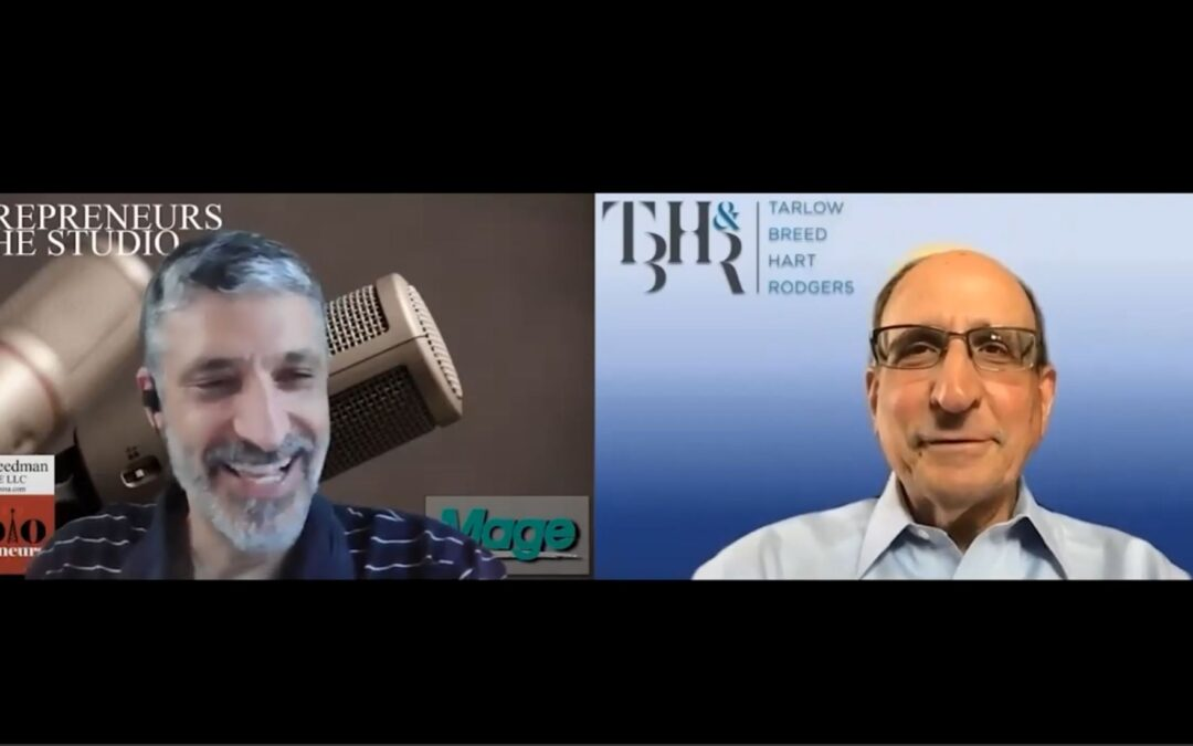 """""""Discussing Employers Requiring Vaccines"""" with Mark Furman of Tarlow Breed Hart & Rodgers"""