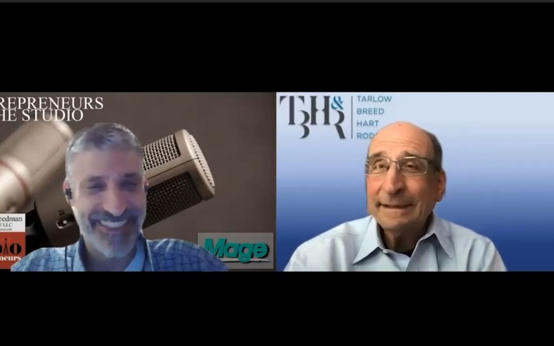 """""""Litigation Discussions: In-Person Hearings Vs Remote Hearings"""" with Mark Furman of TBHR"""
