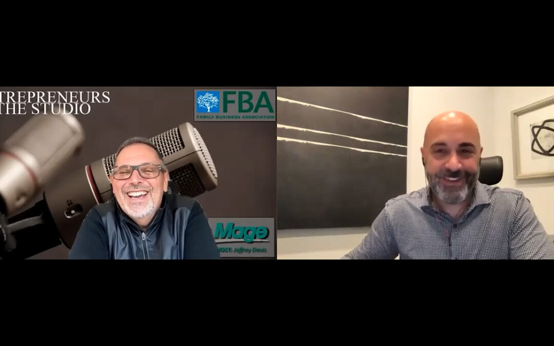 """""""A VC & Consultancy Firm Rooted In Expertise"""" with Sam Palazzolo of Tip Of The Spear Ventures LLC"""