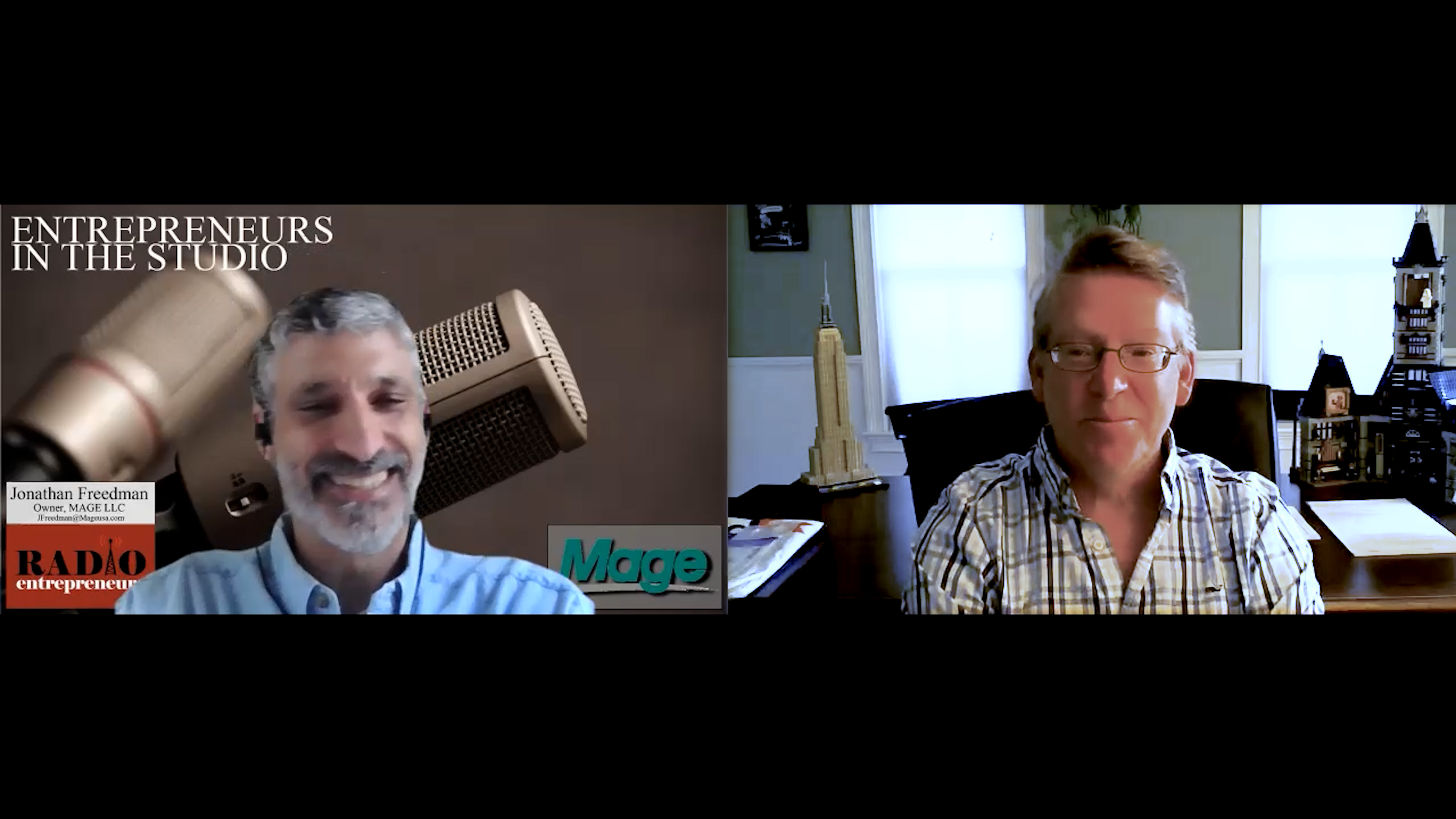 """""""How Companies Are Reacting To Mandatory Vaccine Mandates"""" with Walter Foster of Eckert Seamans"""