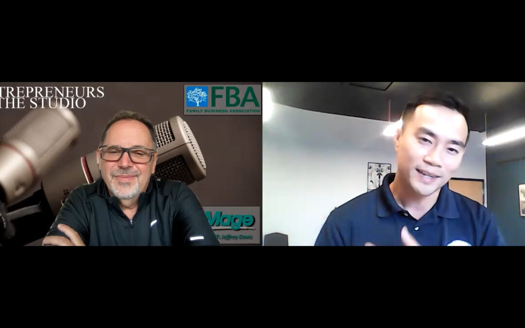 """""""Eastern Medicine That Provides An Alternative"""" w/ Jimmy Duong of New England Wellness Solutions"""