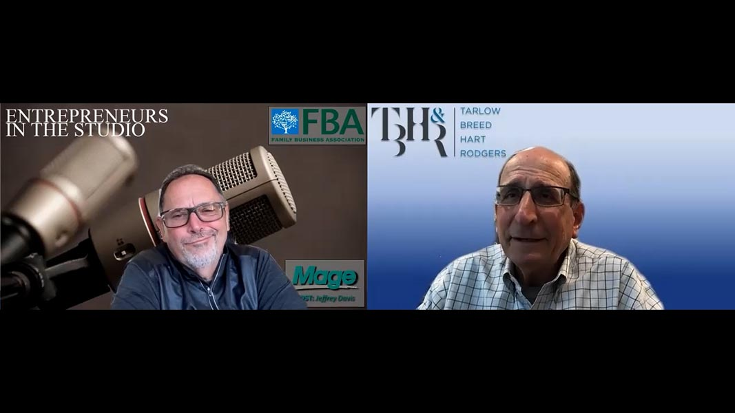 """""""Supply & Employment Issues: Why Business Owners Should Check Their Coverage"""" w/ Mark Furman of TBHR"""